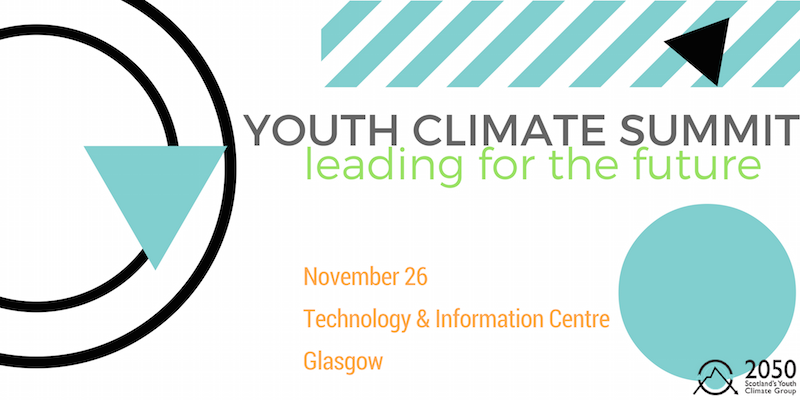 Youth Climate Summit 2016