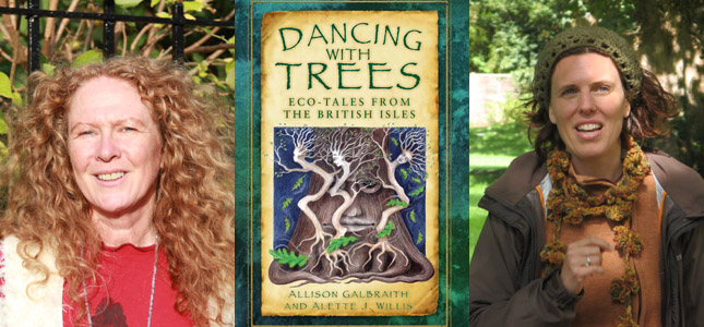 DANCING WITH TREES: ECO-TALES OF THE BRITISH ISLES