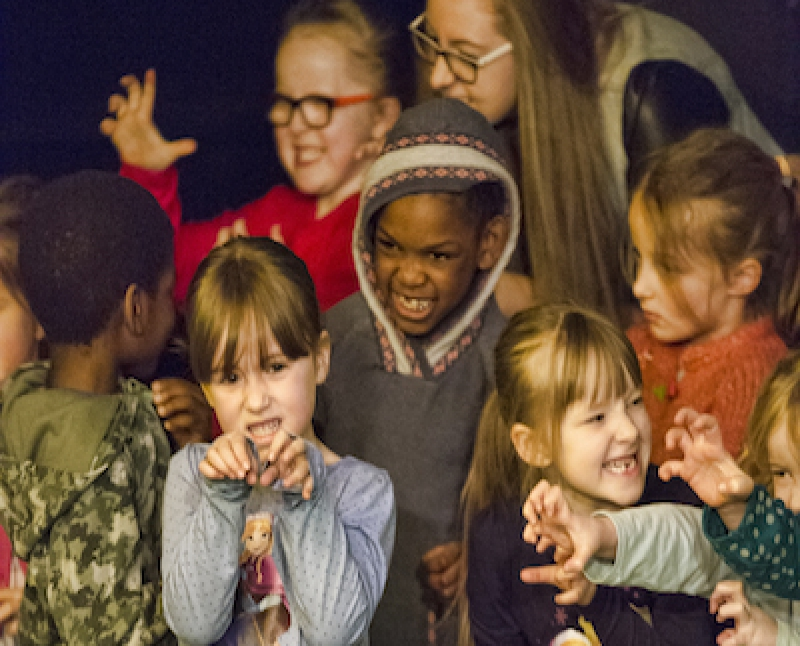 Kidz @ Citz Weekly Drama Classes