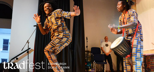 DRUM & DANCE WORKSHOPS WITH AKROWA UK: COME & TRY