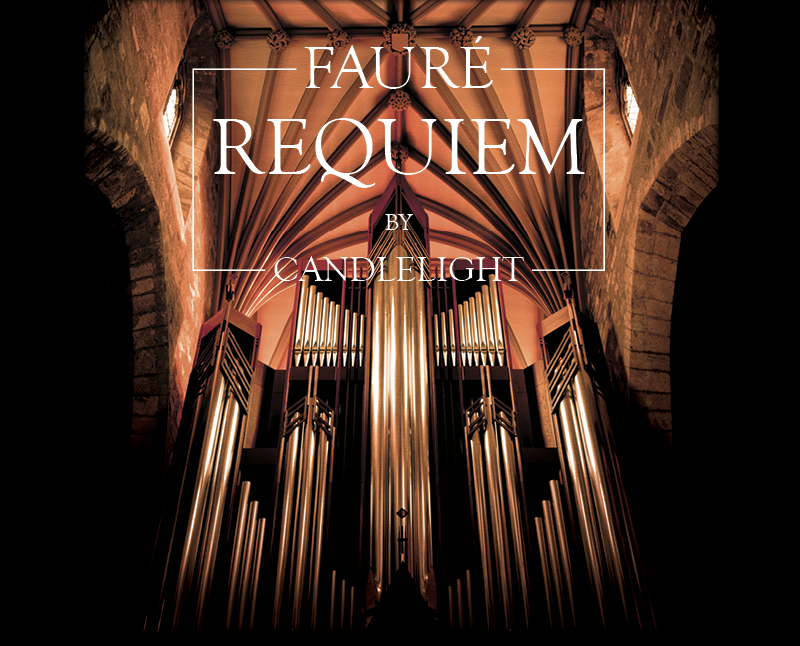 Faure Requiem by Candlelight