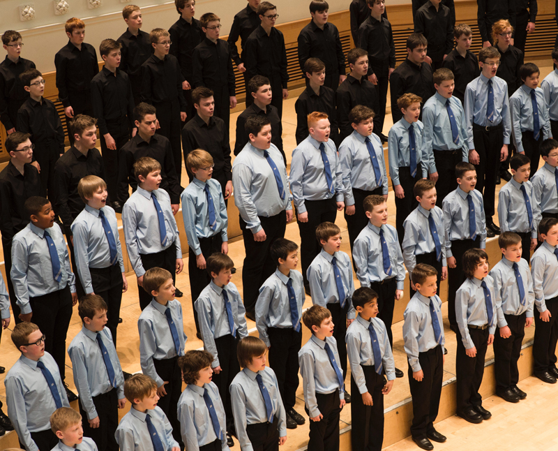NYCoS National Boys Choir