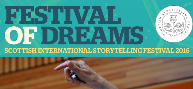 Scottish International Storytelling Festival 2016