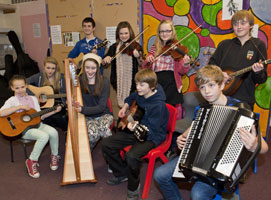 Fèis Rois Weekly Classes: Fortrose