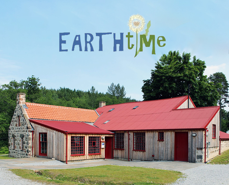 Earthtime at Knockando Woolmill