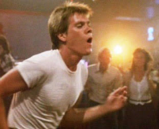 Belmont Filmhouse: MOVING MOVIES...  Footloose + Shorts