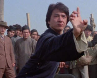 Belmont Filmhouse: MOVING MOVIES...  Drunken Master + Shorts