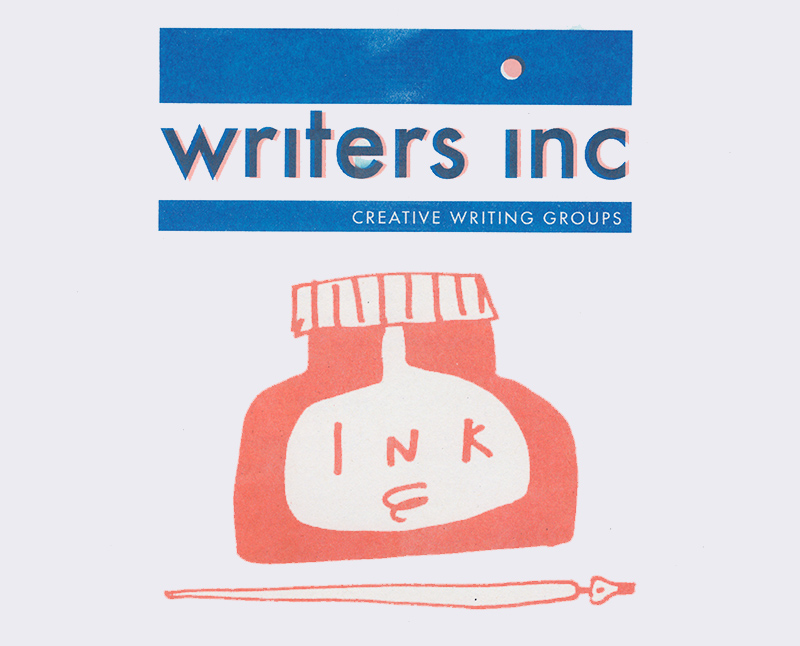 Writers Inc. workshop @ Central Library